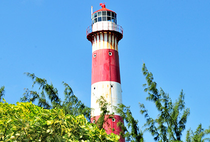 Welcome to South Point Lighthouse